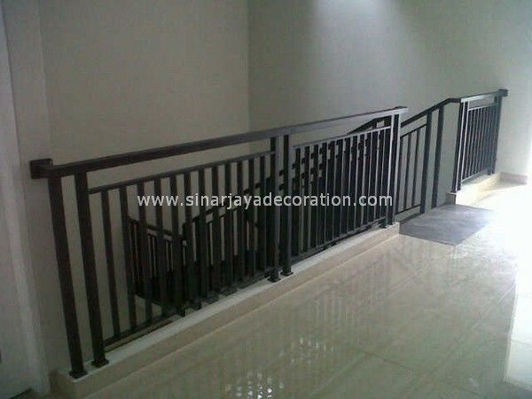 Railing Tangga Besi Sinar Jaya Decoration