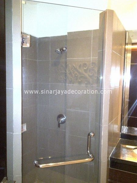 Shower Screen Sinar Jaya Decoration